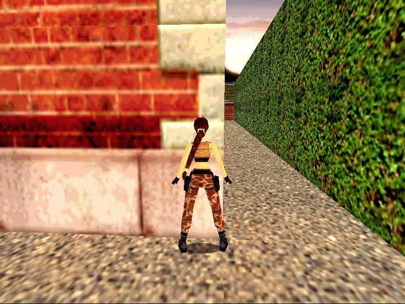 lara croft tomb raider ps1 walkthrough