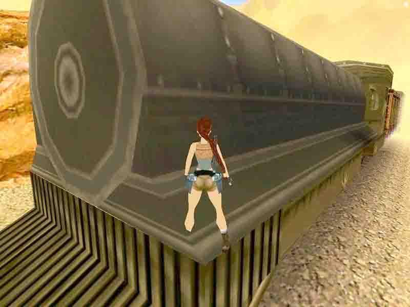Tomb Raider Bugok